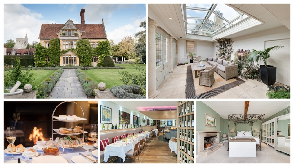 Restaurant and Hotel Photography in Gloucestershire and Oxfordshire Photo