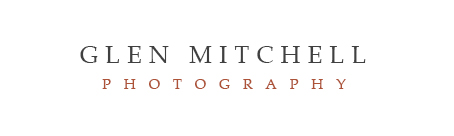Glen Mitchell Photography logo